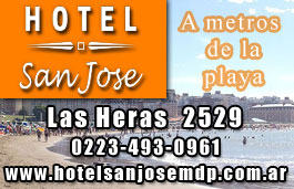 Hotel San Jose - Mar del Plata